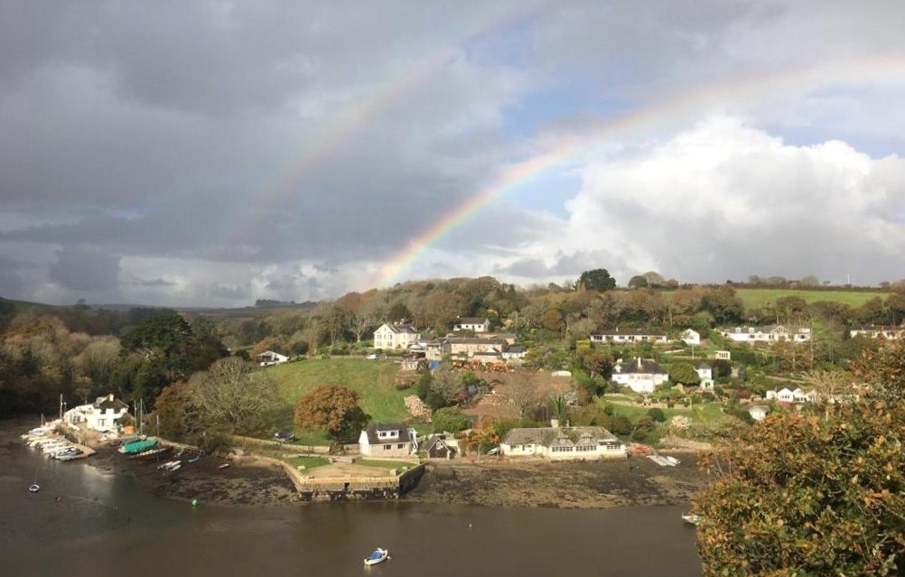 Port Navas Rainbow - Jonathan Thornton